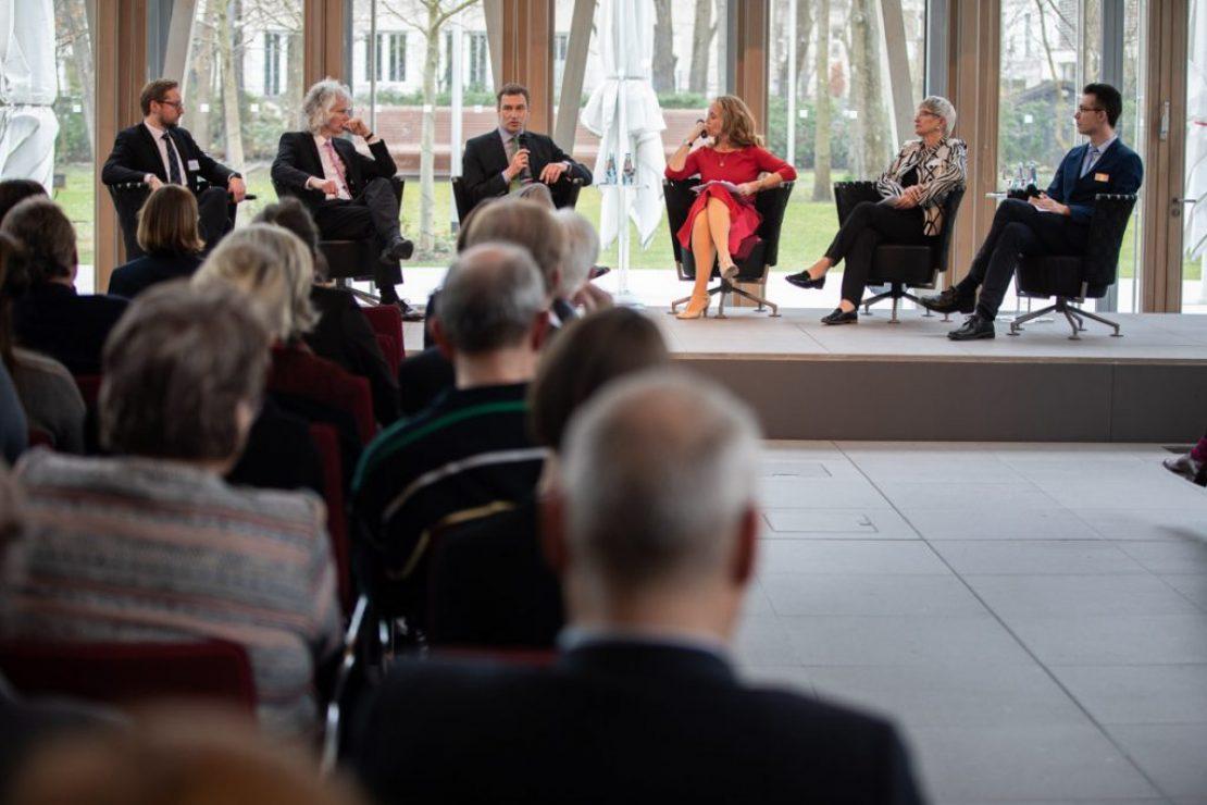 Symposium der Kulturfördervereine in Deutschland, Vorstellung des DAKU © DAKU / Yehuda Swed, SeeSaw Agency