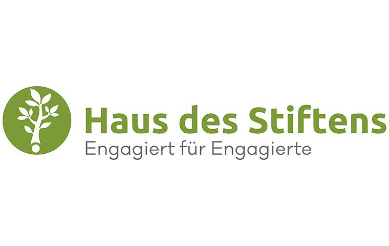 Haus des Stiftens - Logo